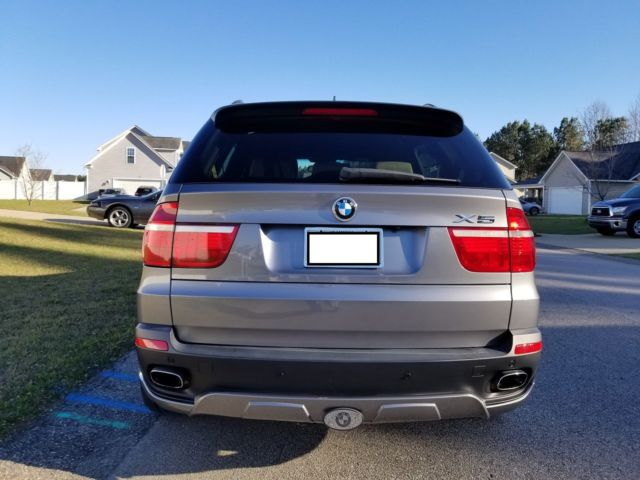 2007 BMW X5 (Gray/Tan)