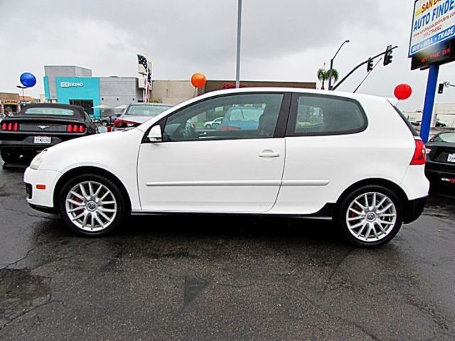 2007 Volkswagen Golf (White/Anthracite)