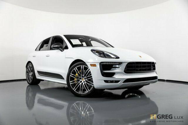 Seller Of German Cars 2018 Porsche Macan White Black