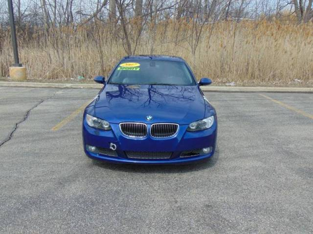 2007 BMW 3-Series (Blue/Gray)