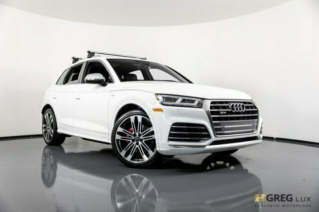 2018 Audi SQ5 (White/Black)