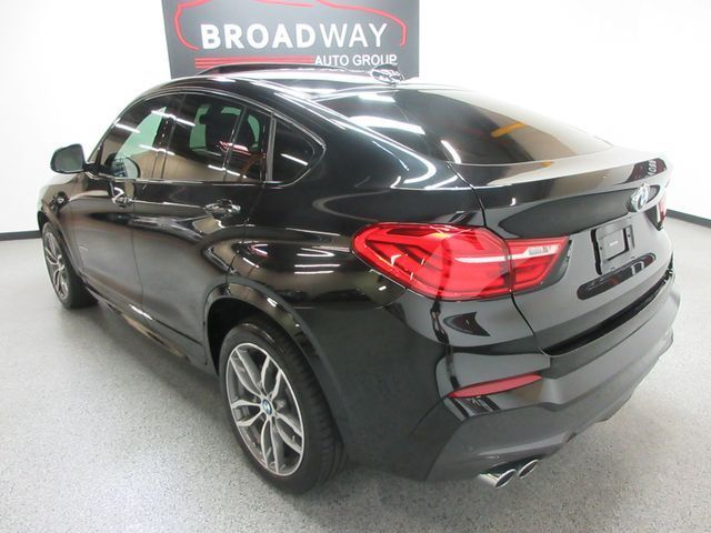 2015 BMW X4 xDrive28i (Black/Black)