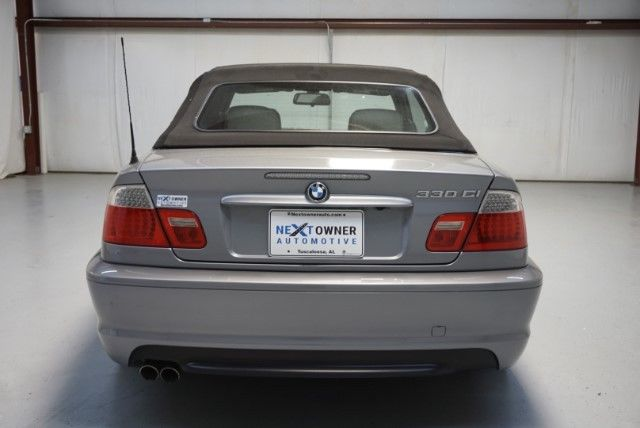 2007 BMW 3-Series (Blue/Tan)