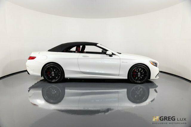 2017 Mercedes-Benz S-Class (White/Black)