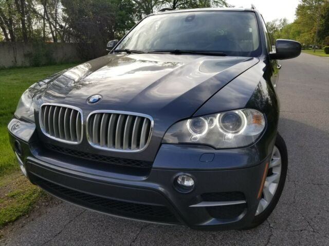 2013 BMW X5 (Platinum Gray Metallic/Sand Beige)