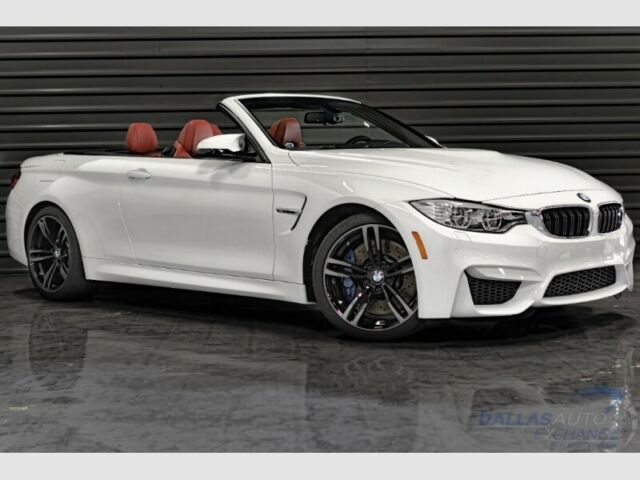 2015 BMW M4 (White/Red)