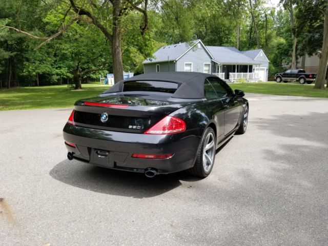 2010 BMW 6-Series (Black/Black)