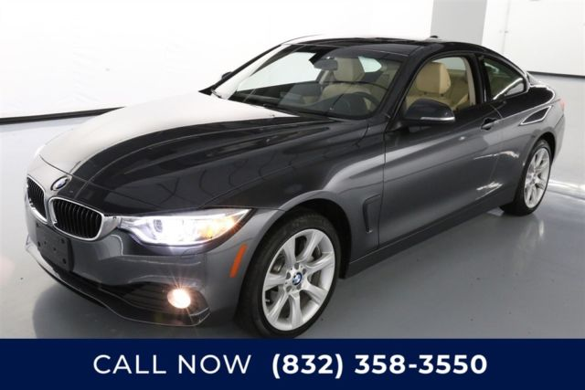 2015 BMW 4-Series (Gray/Tan)