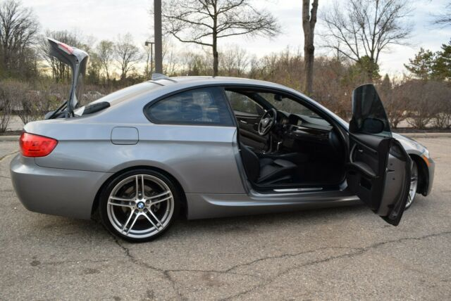 2013 BMW 3-Series (GRAY/BLACK LEATHER)