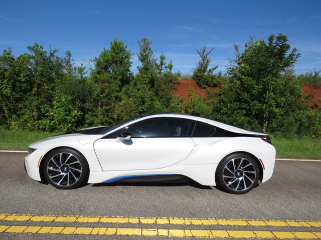 Seller Of German Cars 2015 Bmw I8 White Gray