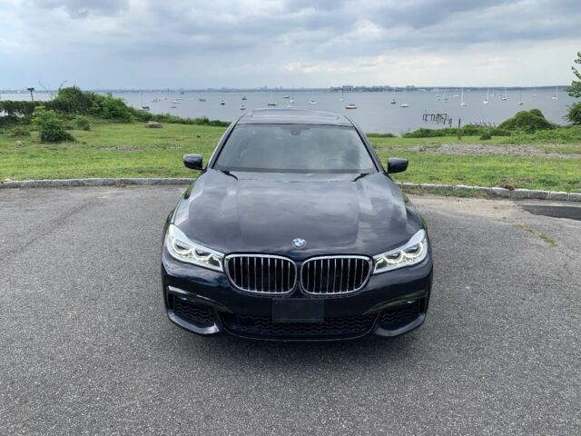 2016 BMW 7-Series (750i xDrive Msport/Brown)