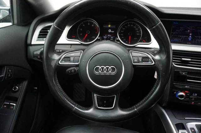 2015 Audi A5 (Pewter/Black)