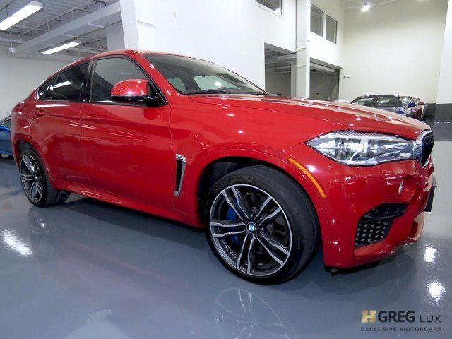 2016 BMW X6 (Gray/Black)