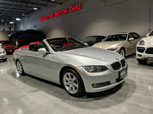 2010 BMW 3-Series (Silver/Black)