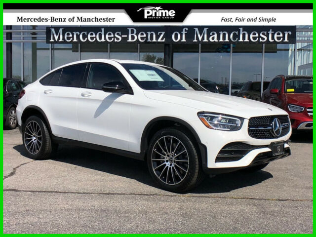2020 Mercedes-Benz GL-Class (White/Red)