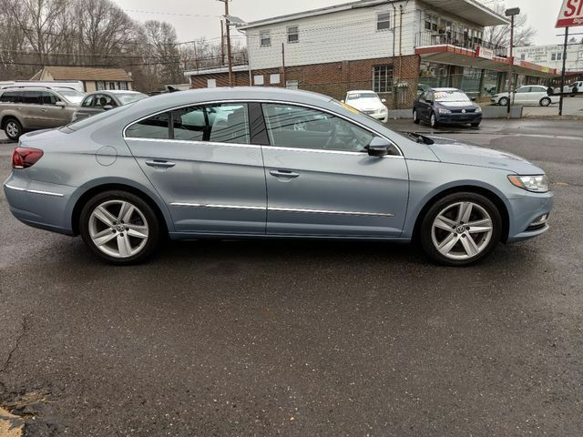 2013 Volkswagen CC (Blue/Black)