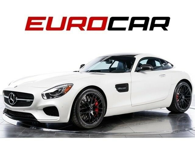 2016 Mercedes-Benz AMG GT (White/Red)