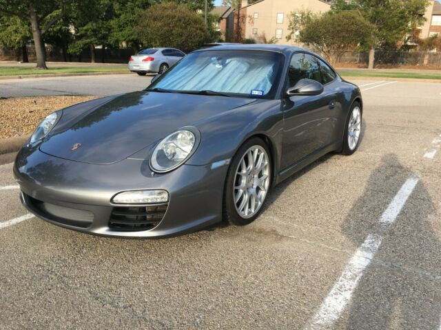 2009 Porsche 911 (Meteor Grey/Black)