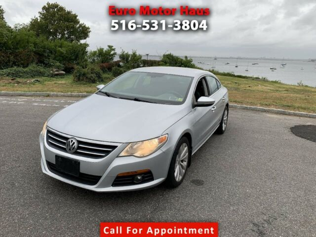 2010 Volkswagen CC (Gray/Black)