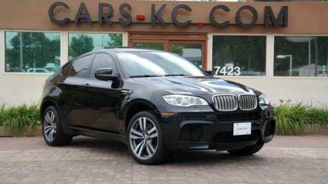 2014 BMW X6 (Black/Tan)