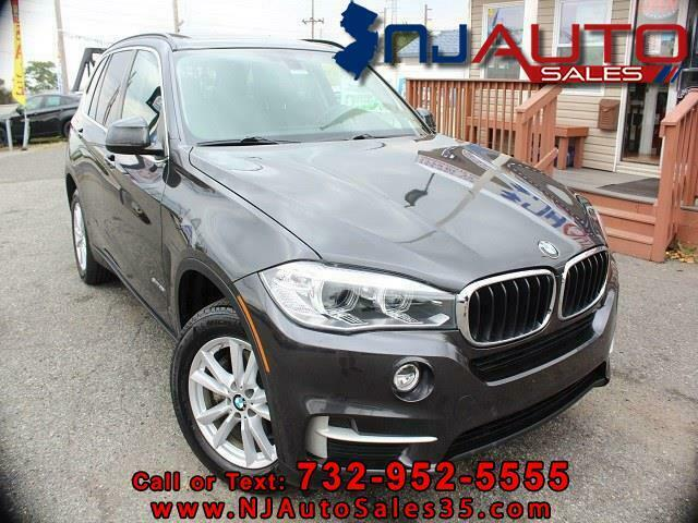 2014 BMW X5 (Dark Graphite Metallic/Black)