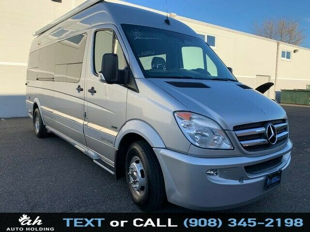 2012 Mercedes-Benz Sprinter Airstream Interstate (Silver/BIEGE)
