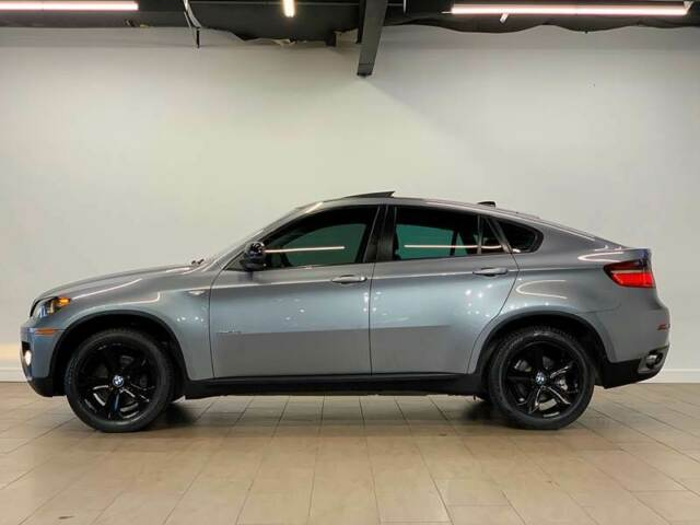 2010 BMW X6 (Gray/Black)