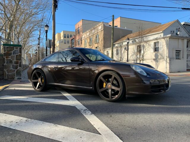 2008 Porsche 911 (Brown/Tan)