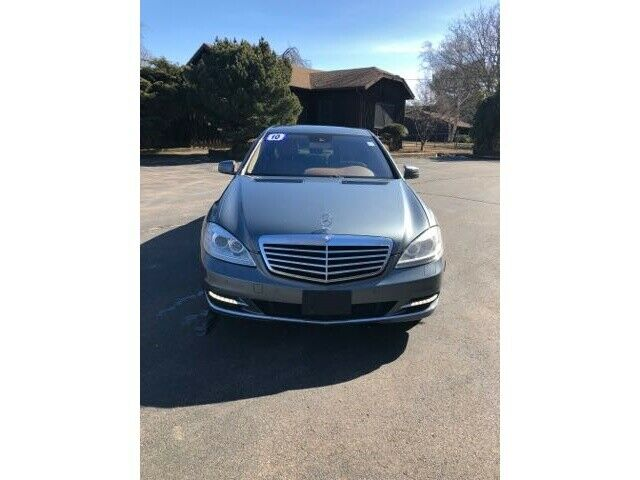 2010 Mercedes-Benz S-Class (Palladium Silver Metallic/Cashmere/Savanna Leather)