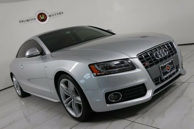 2009 Audi S5 (Gray/Red)