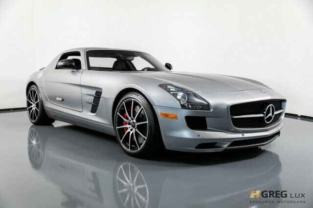 2014 Mercedes-Benz SLS AMG (Gray/Black)