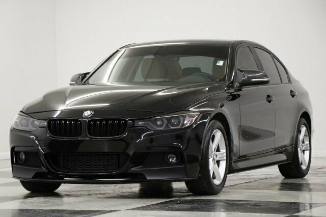 2015 BMW 3-Series (Black/--)
