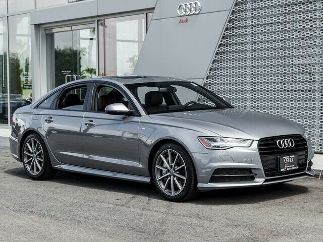 2018 Audi A6 (Gray/Brown)