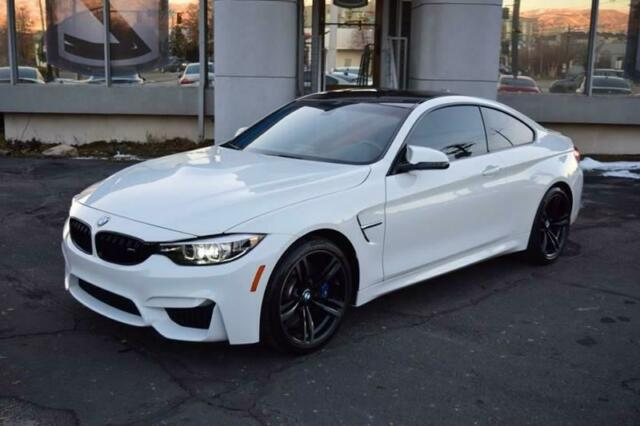Seller Of German Cars 2018 Bmw M4 White Red