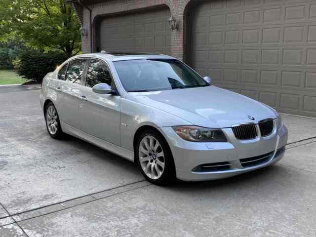 2007 BMW 335i (Grey/Black)
