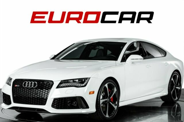 2014 Audi RS7 (White/Black)