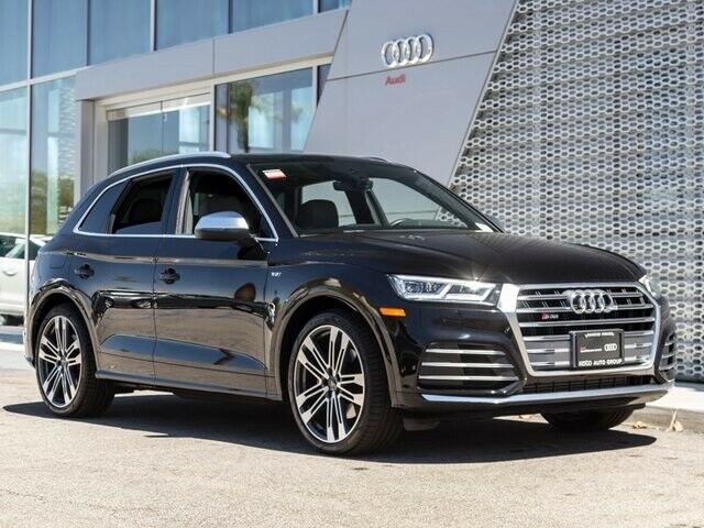 2018 Audi SQ5 (Black/Gray)