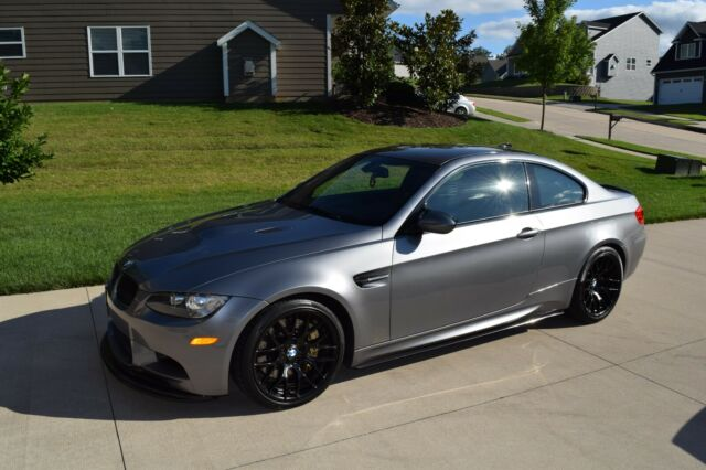 2013 BMW M3 (Space Gray/Black Leather with Grey Accents)