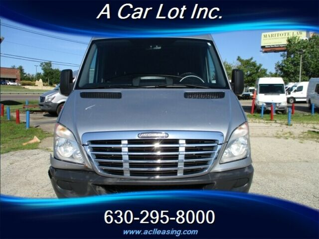 2012 Mercedes-Benz Sprinter (Silver/Gray)