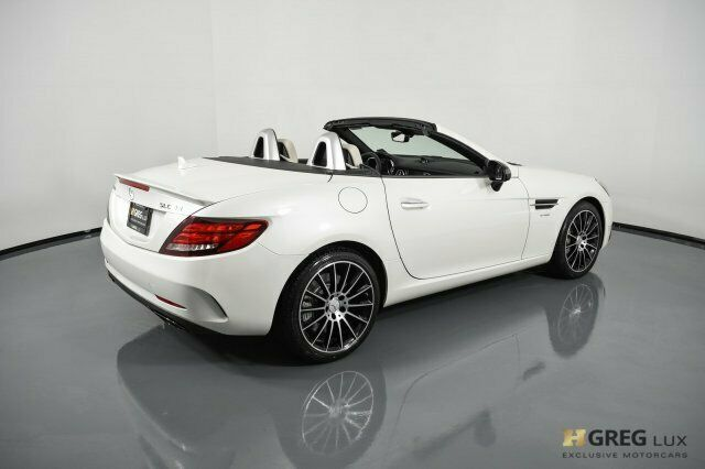 2018 Mercedes-Benz SL-Class (White/designo Porcelain w/Nappa Leather Upholstery or Na)