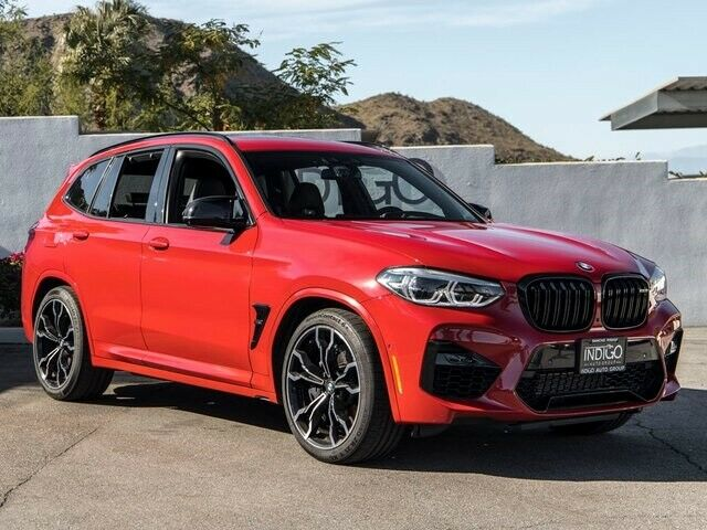 2020 BMW X3 (Red/--)