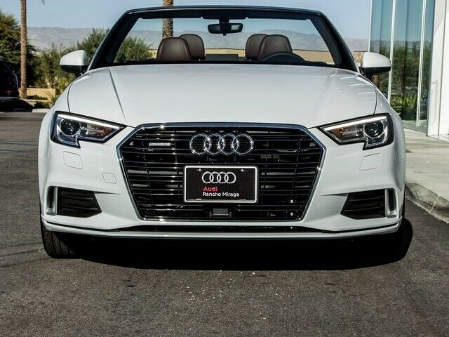 2017 Audi A3 (Black/Brown)