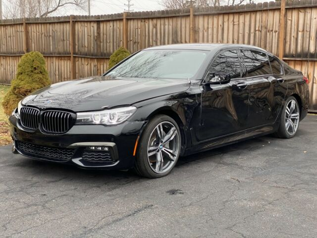 2019 BMW 7-Series (Black/Black)