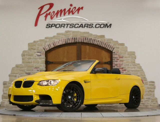 2012 BMW M3 (Yellow/Black)