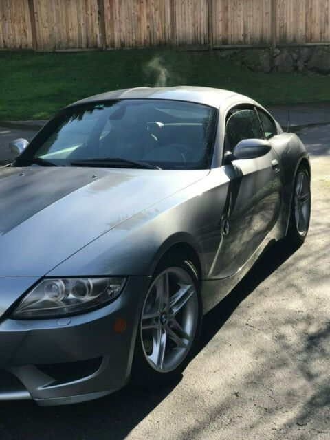 2007 BMW M Roadster & Coupe (Silver/Black)