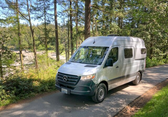 2019 Mercedes-Benz Sprinter (Silver/Black)