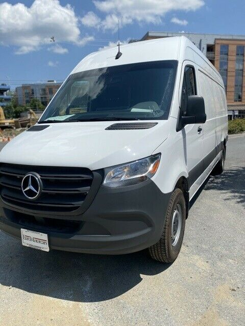 2020 Mercedes-Benz Sprinter (--/Black)