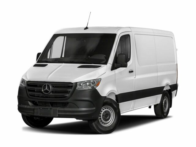 2020 Mercedes-Benz Sprinter (Black/Vf6)