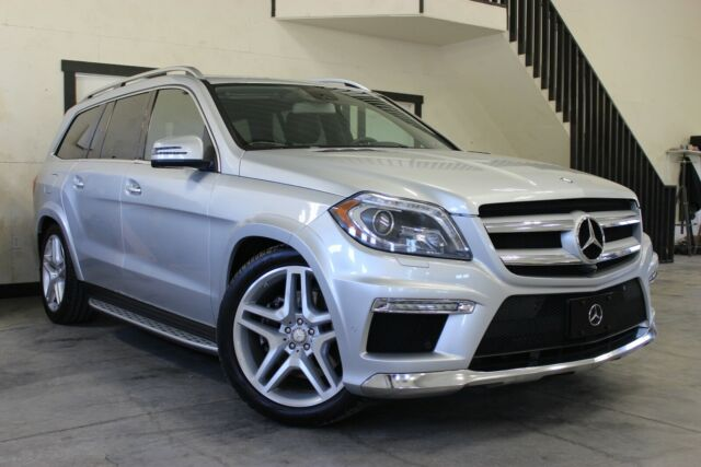 2013 Mercedes-Benz GL550 (Grey/Black)