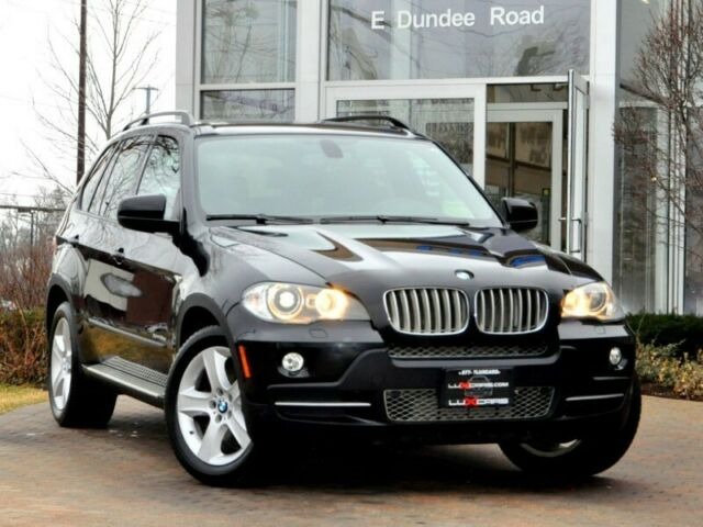 2010 BMW X5 (Black/Gray)